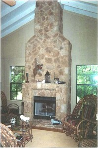 Bell Fireplace