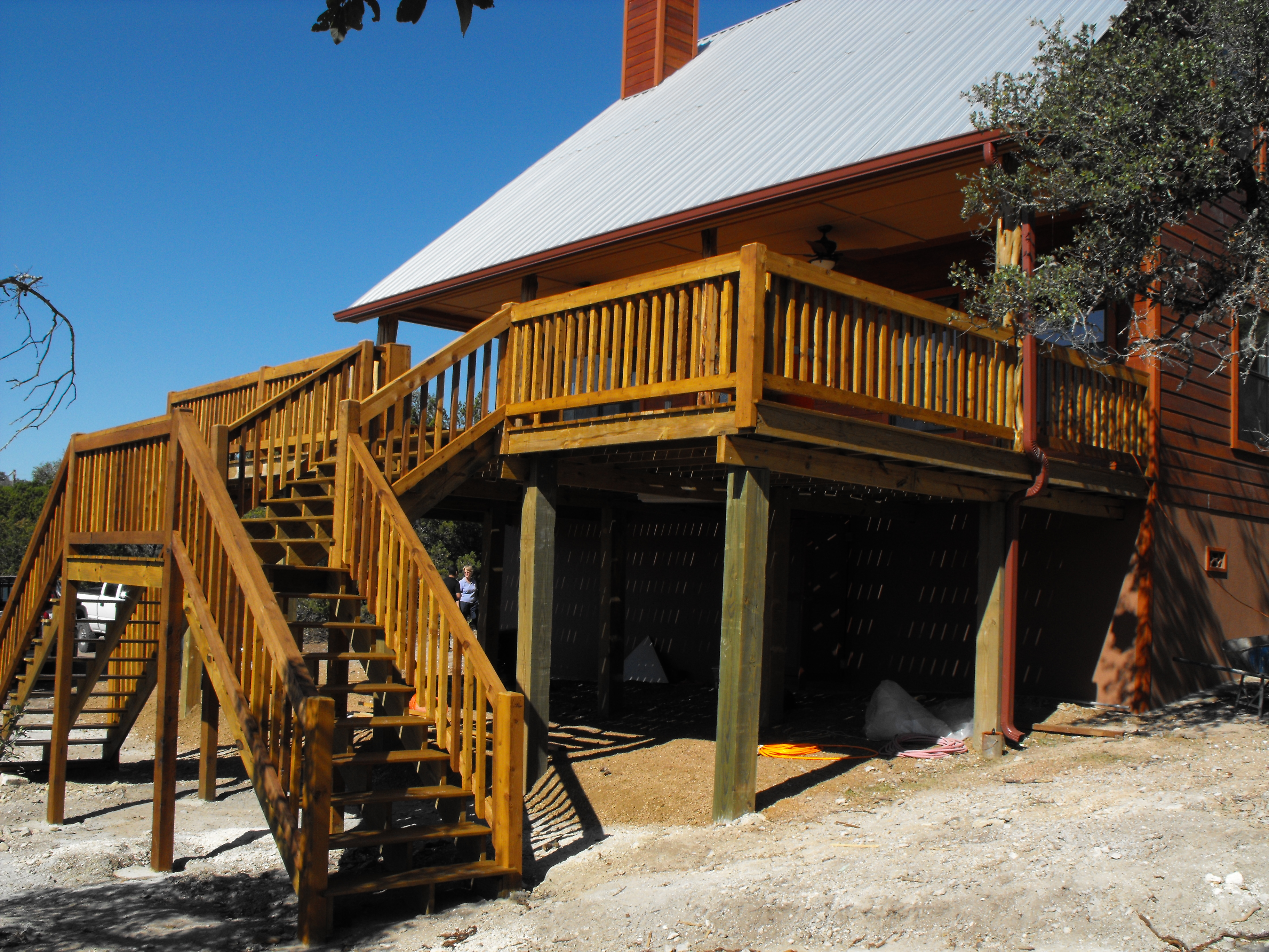 Concrete Work and Custom Outdoor Living Spaces- Texas Hill ... on Custom Outdoor Living Spaces id=58003